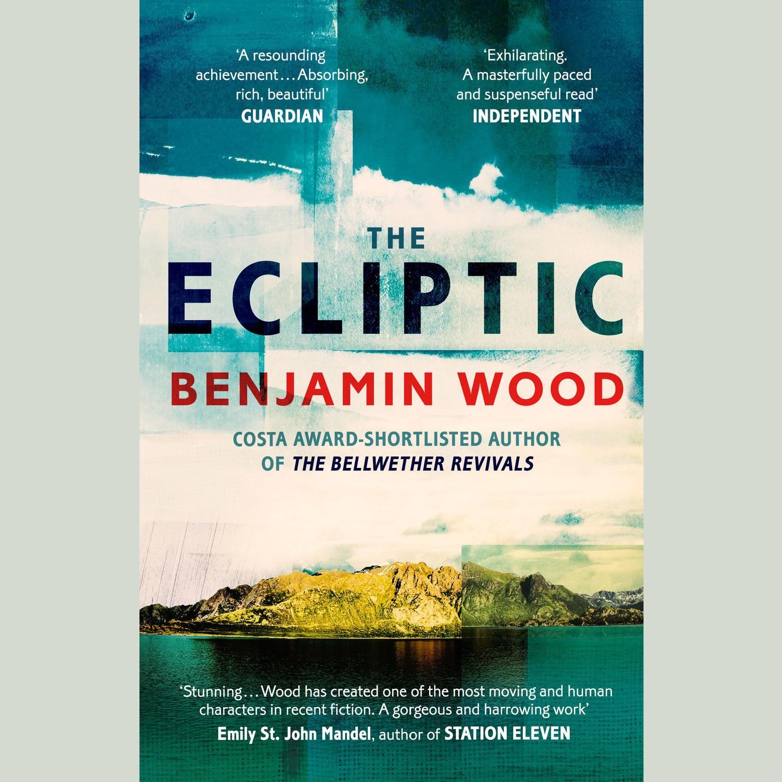 Printable The Ecliptic: A Novel Audiobook Cover Art