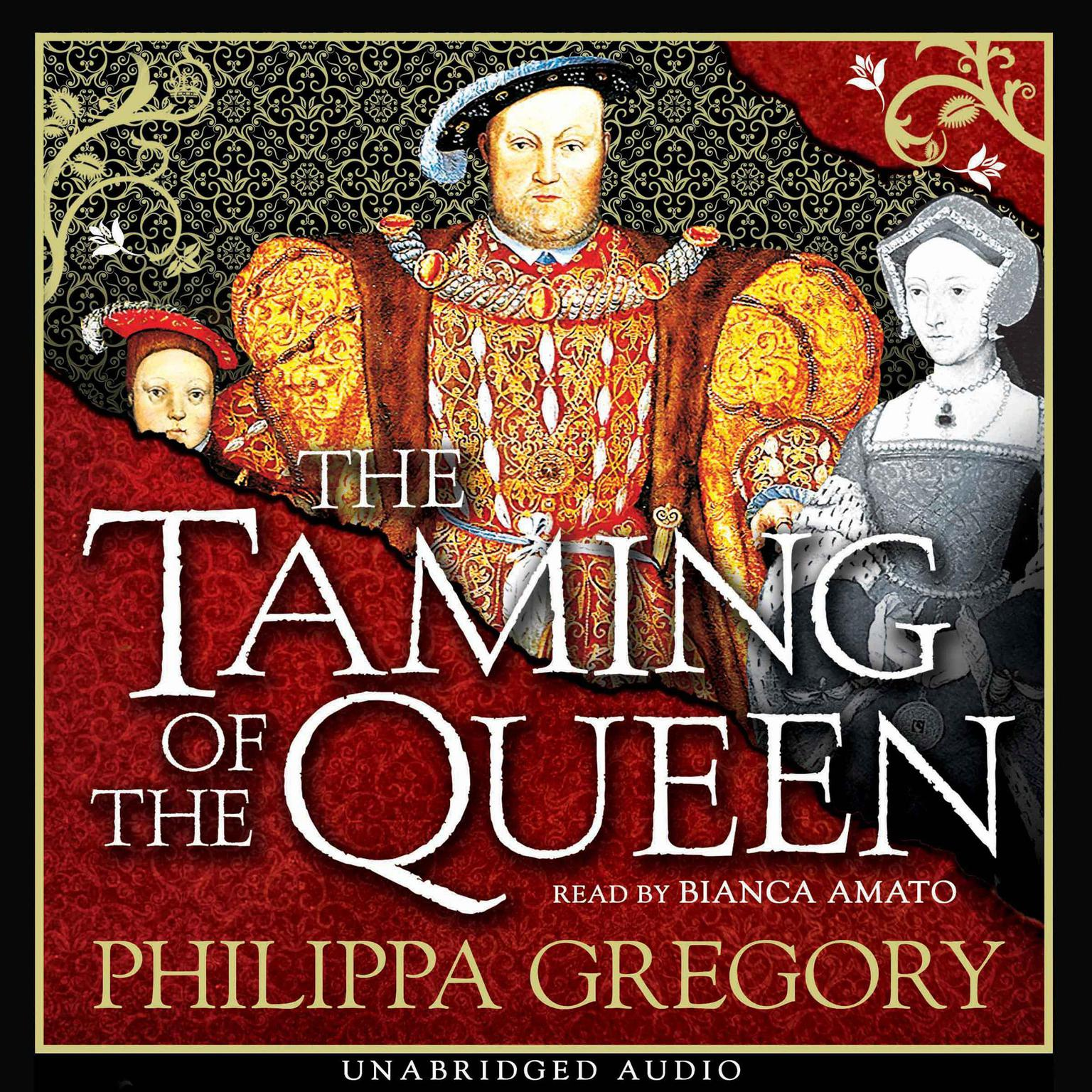 Printable The Taming of the Queen Audiobook Cover Art