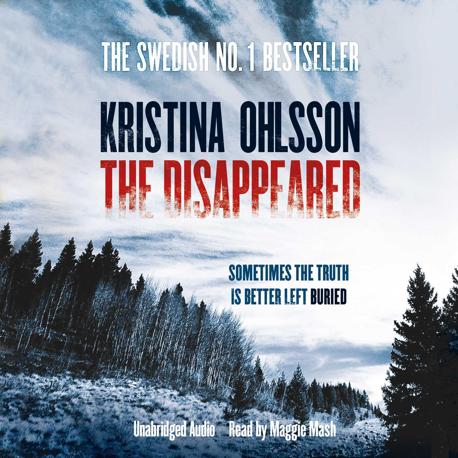 Printable The Disappeared: A Novel Audiobook Cover Art