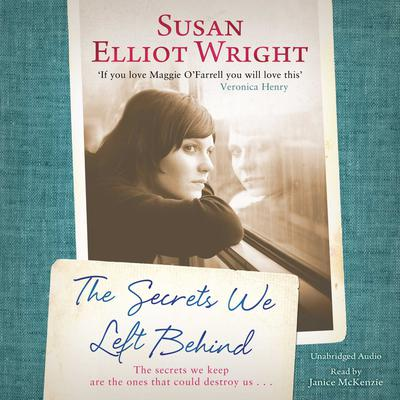 The Secrets We Left Behind Audiobook, by Susan Elliot Wright