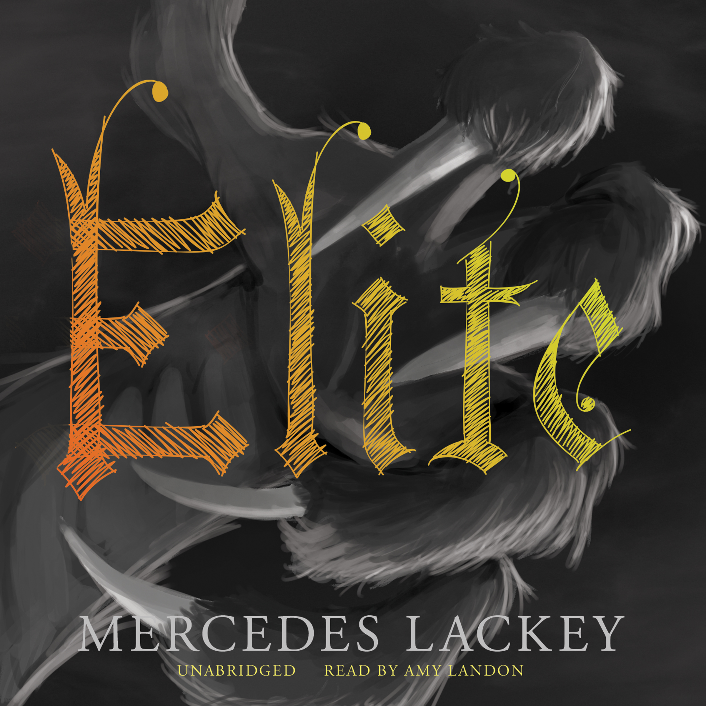 Printable Elite Audiobook Cover Art