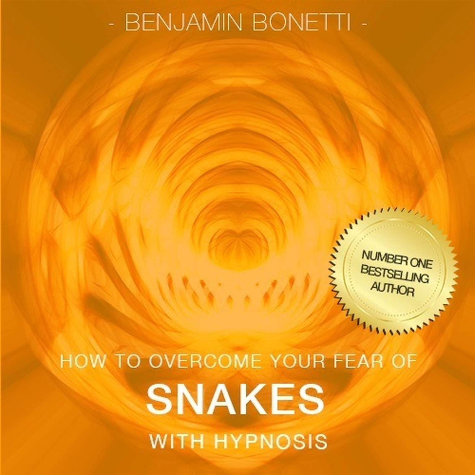 Printable How to Overcome Your Fear of Snakes with Hypnosis Audiobook Cover Art