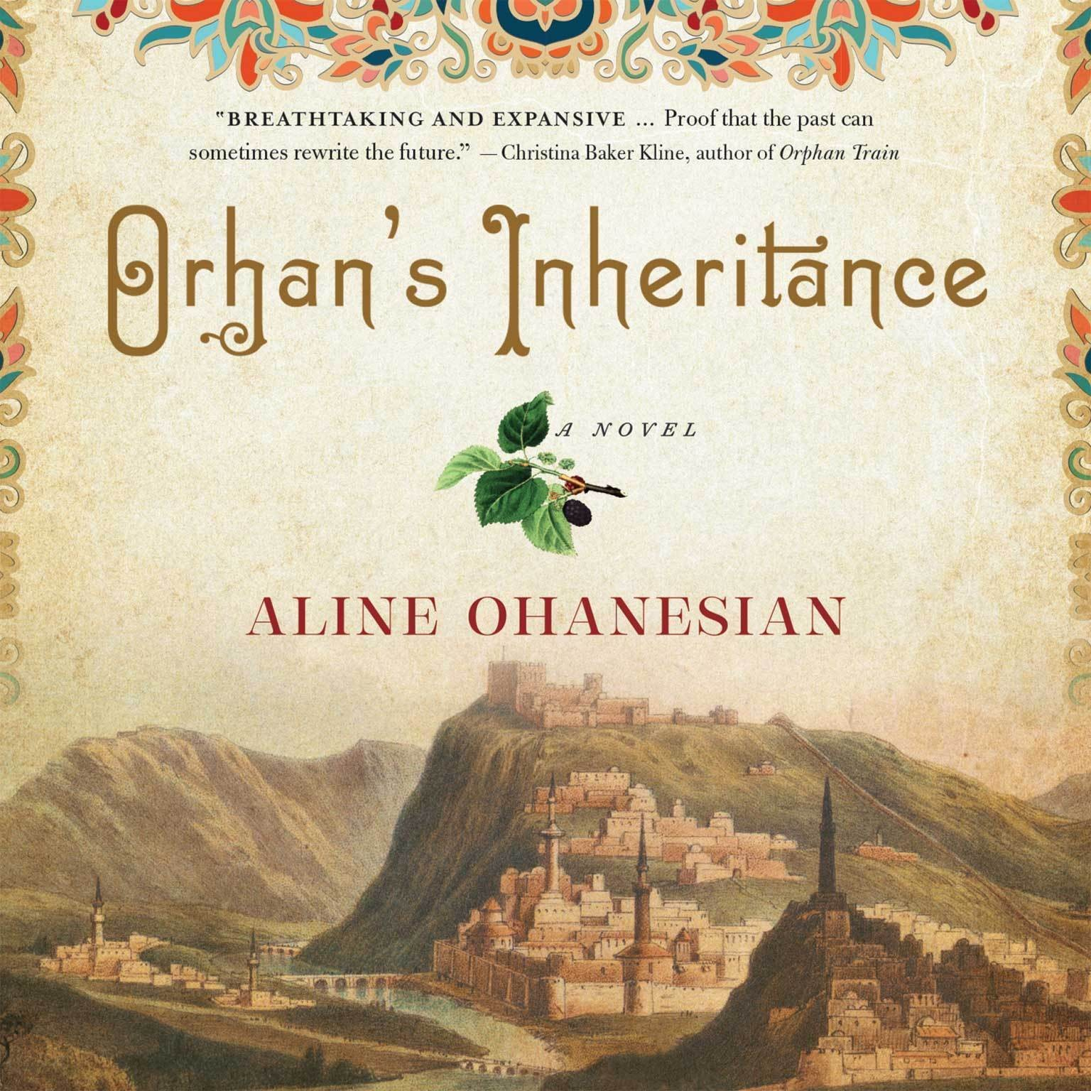 Printable Orhan's Inheritance Audiobook Cover Art