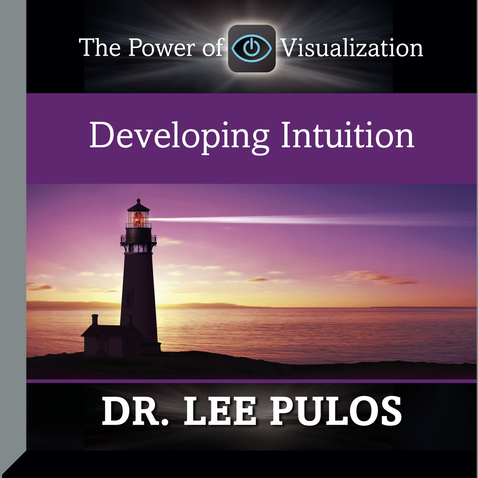 Printable Developing Intuition: The Power of Visualization Audiobook Cover Art