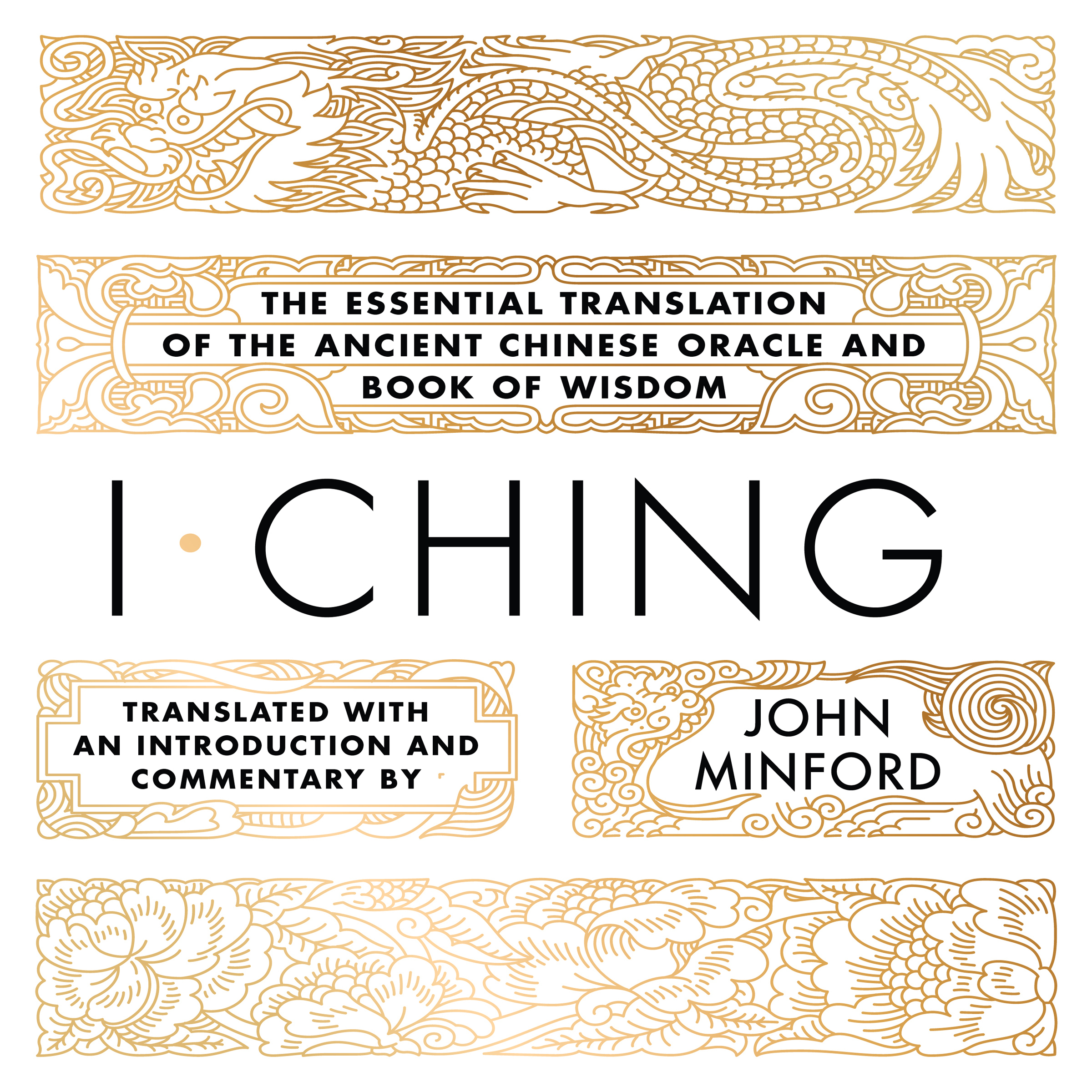 Printable I Ching: The Essential Translation of the Ancient Chinese Oracle and Book of Wisdom Audiobook Cover Art