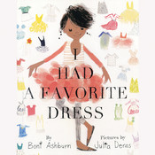 I Had a Favorite Dress Audiobook, by Boni Ashburn