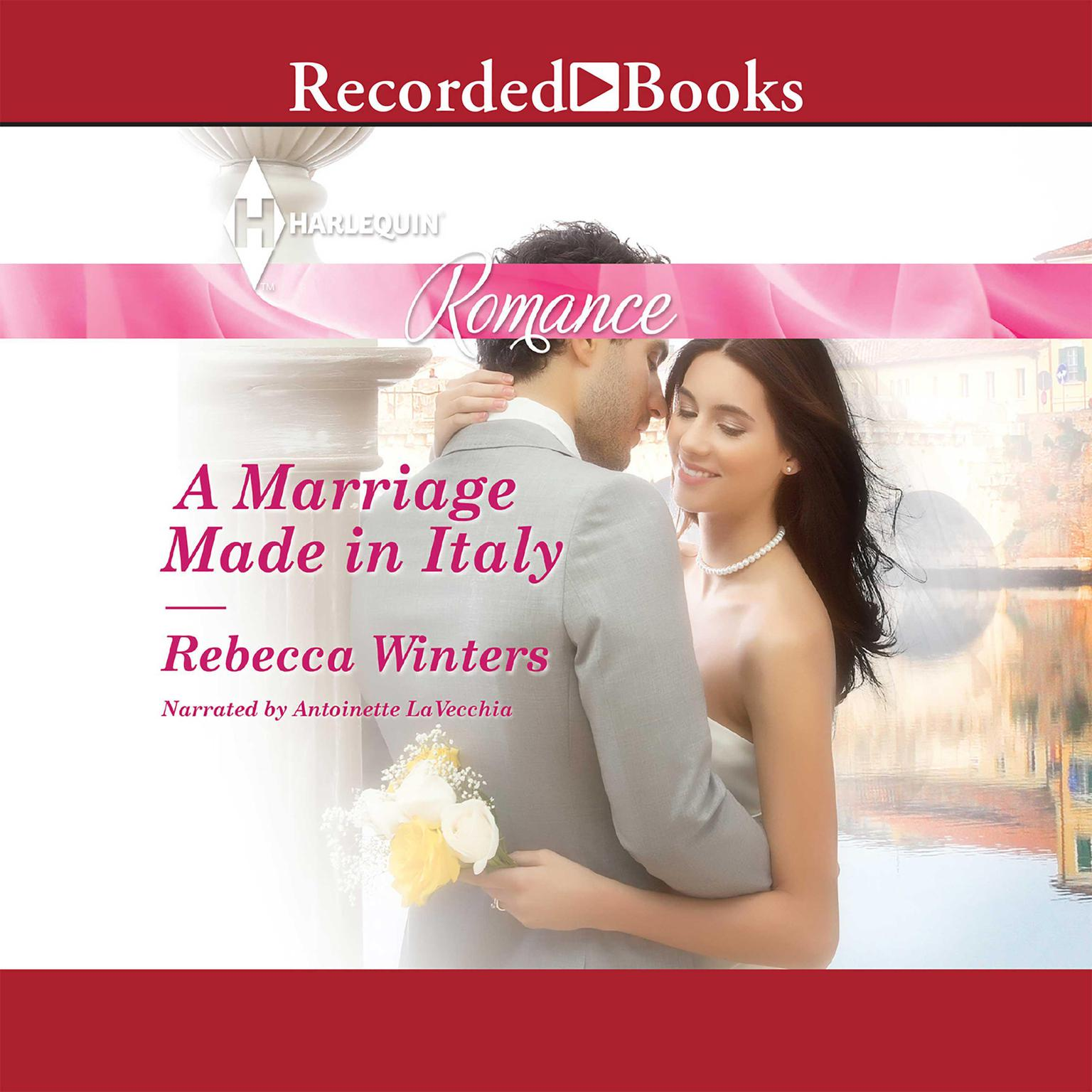 Printable A Marriage Made in Italy Audiobook Cover Art