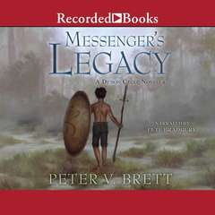 Messenger's Legacy Audiobook, by Peter V. Brett