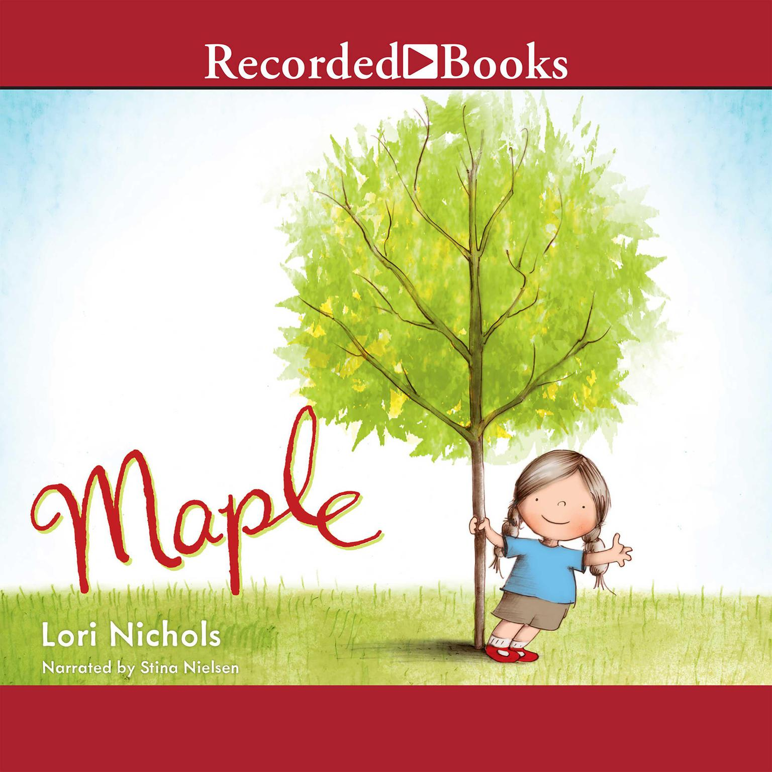 Printable Maple Audiobook Cover Art