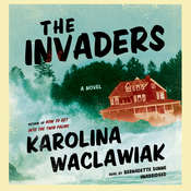 The Invaders Audiobook, by Karolina Waclawiak
