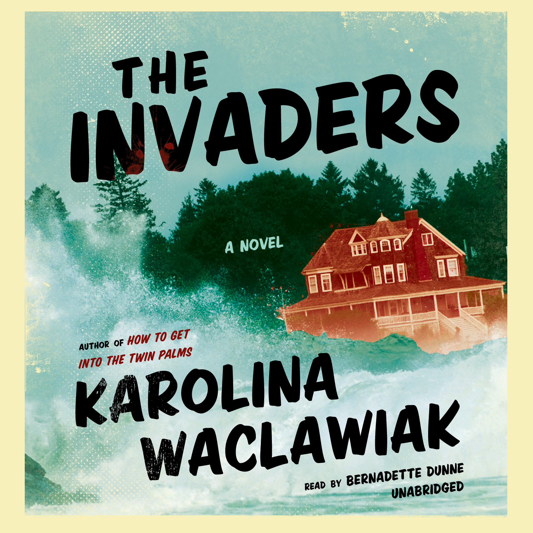 Printable The Invaders Audiobook Cover Art