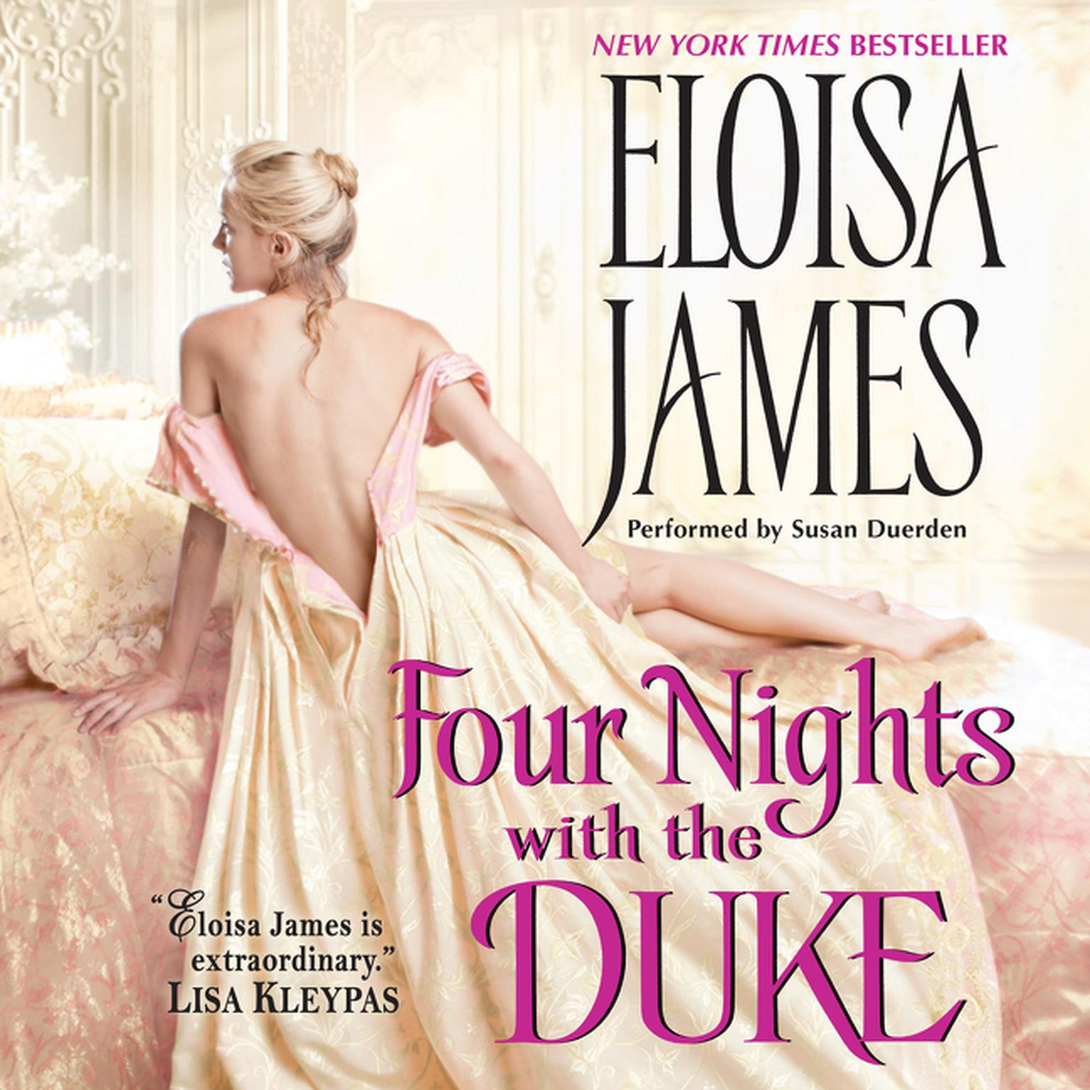Four Nights With the Duke Audiobook, by Eloisa James