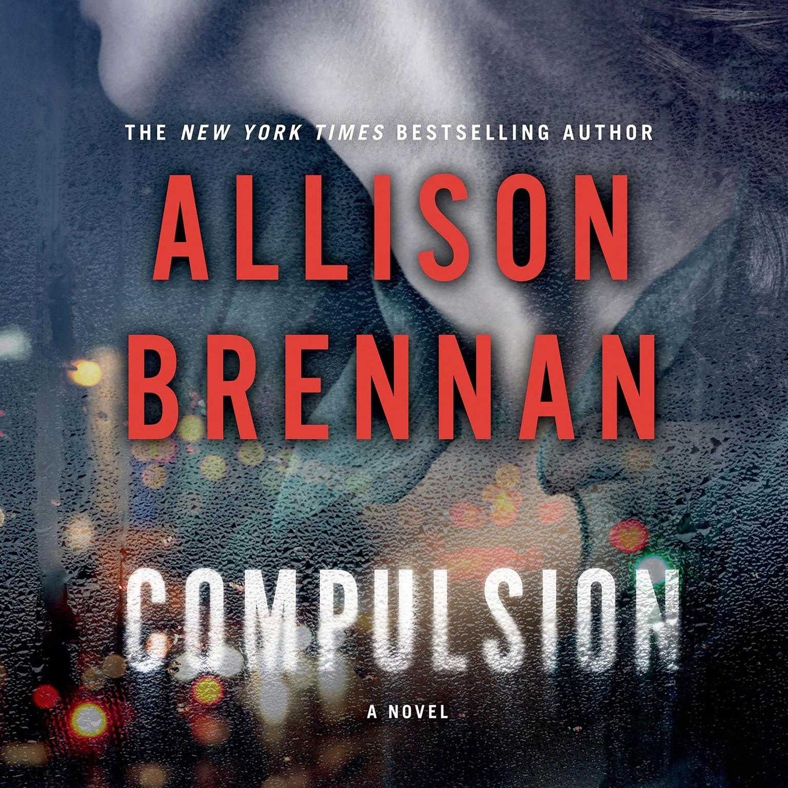 Printable Compulsion: A Novel Audiobook Cover Art