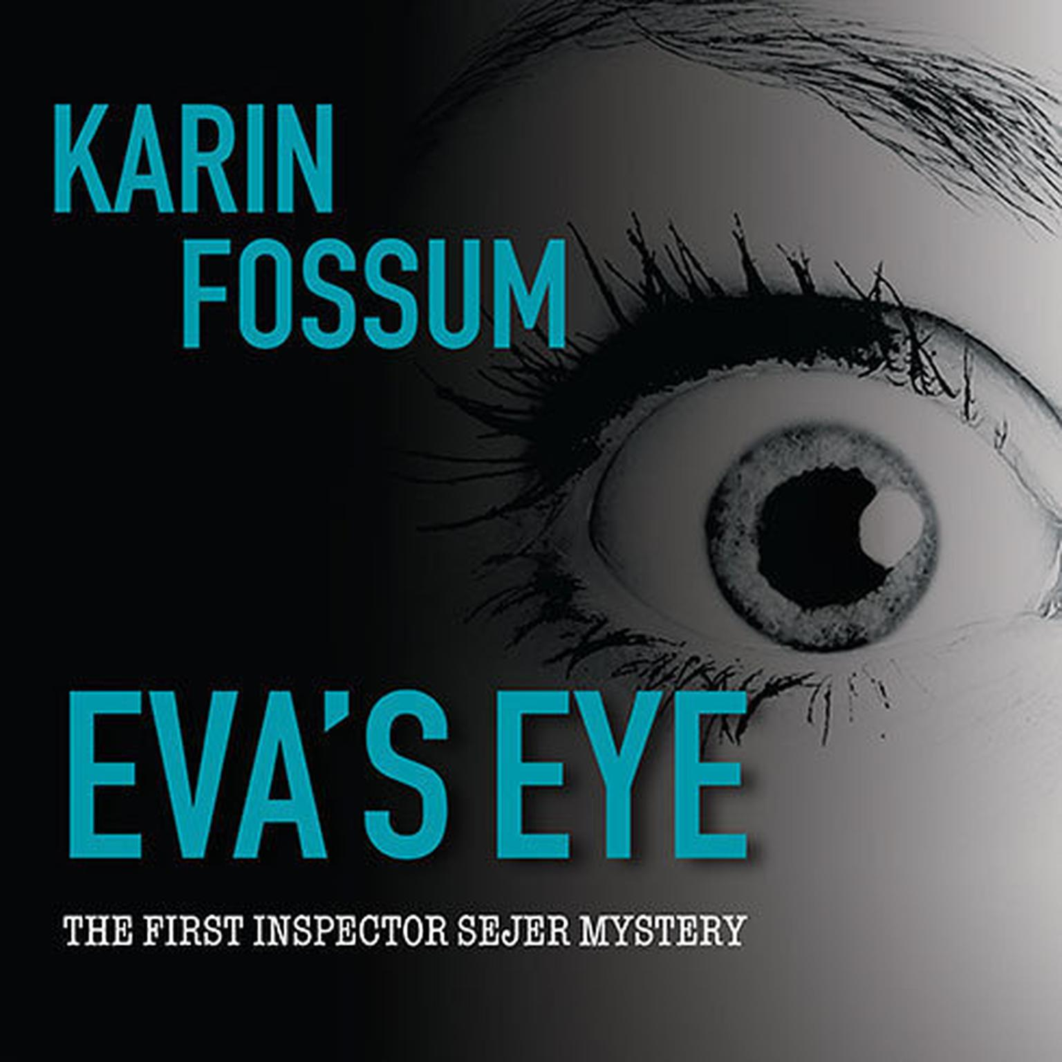 Printable Eva's Eye Audiobook Cover Art