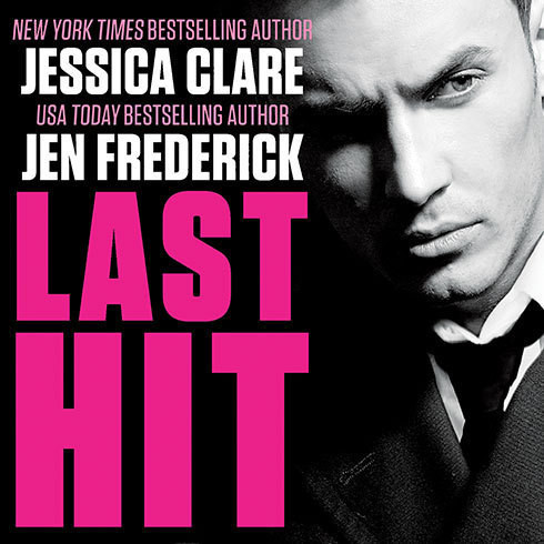 Printable Last Hit Audiobook Cover Art