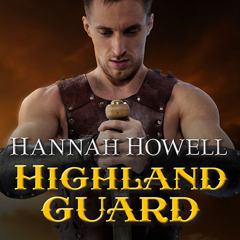 Printable Highland Guard Audiobook Cover Art