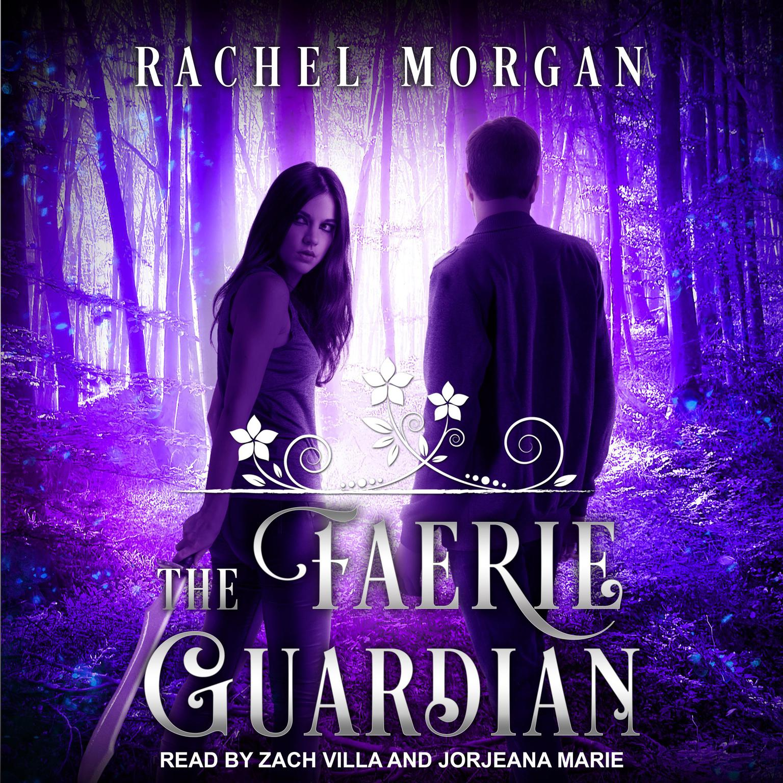 Printable Faerie Guardian Audiobook Cover Art