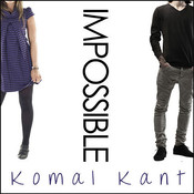 Impossible, by Komal Kant