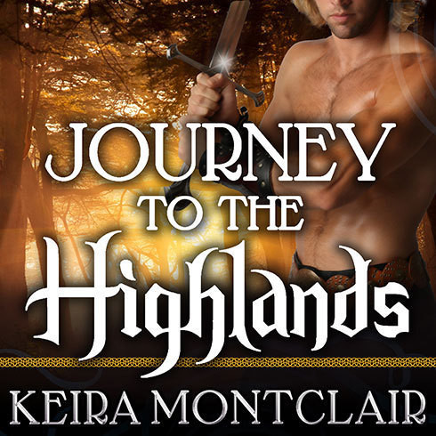 Printable Journey to the Highlands: Robbie and Caralyn Audiobook Cover Art
