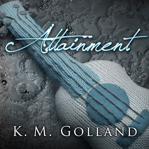 Printable Attainment Audiobook Cover Art