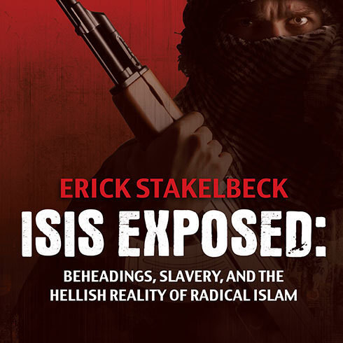 Printable ISIS Exposed: Beheadings, Slavery, and the Hellish Reality of Radical Islam Audiobook Cover Art