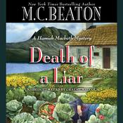 First Chapter Preview: Death of a Liar Audiobook, by M. C. Beaton