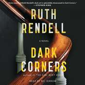 Dark Corners Audiobook, by Ruth Rendell