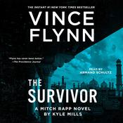 The Survivor Audiobook, by Vince Flynn, Kyle Mills