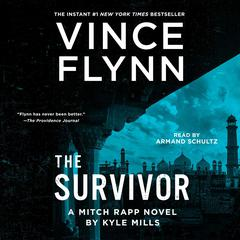 The Survivor Audiobook, by Kyle Mills, Vince Flynn