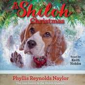 A Shiloh Christmas Audiobook, by Phyllis Reynolds Naylor
