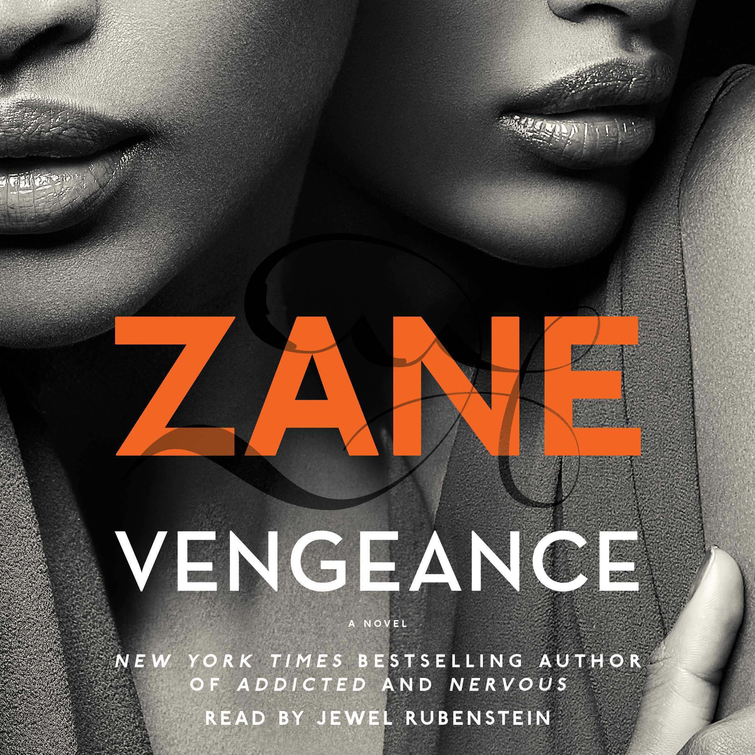 Printable Zane's Vengeance Audiobook Cover Art