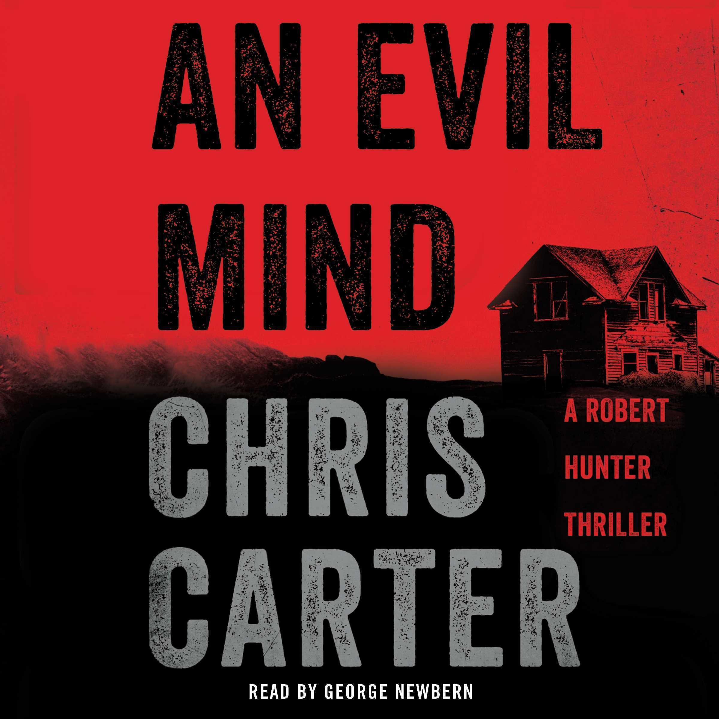 Printable An Evil Mind: A Novel Audiobook Cover Art