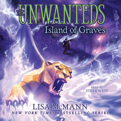 The Island of Graves Audiobook, by Lisa McMann