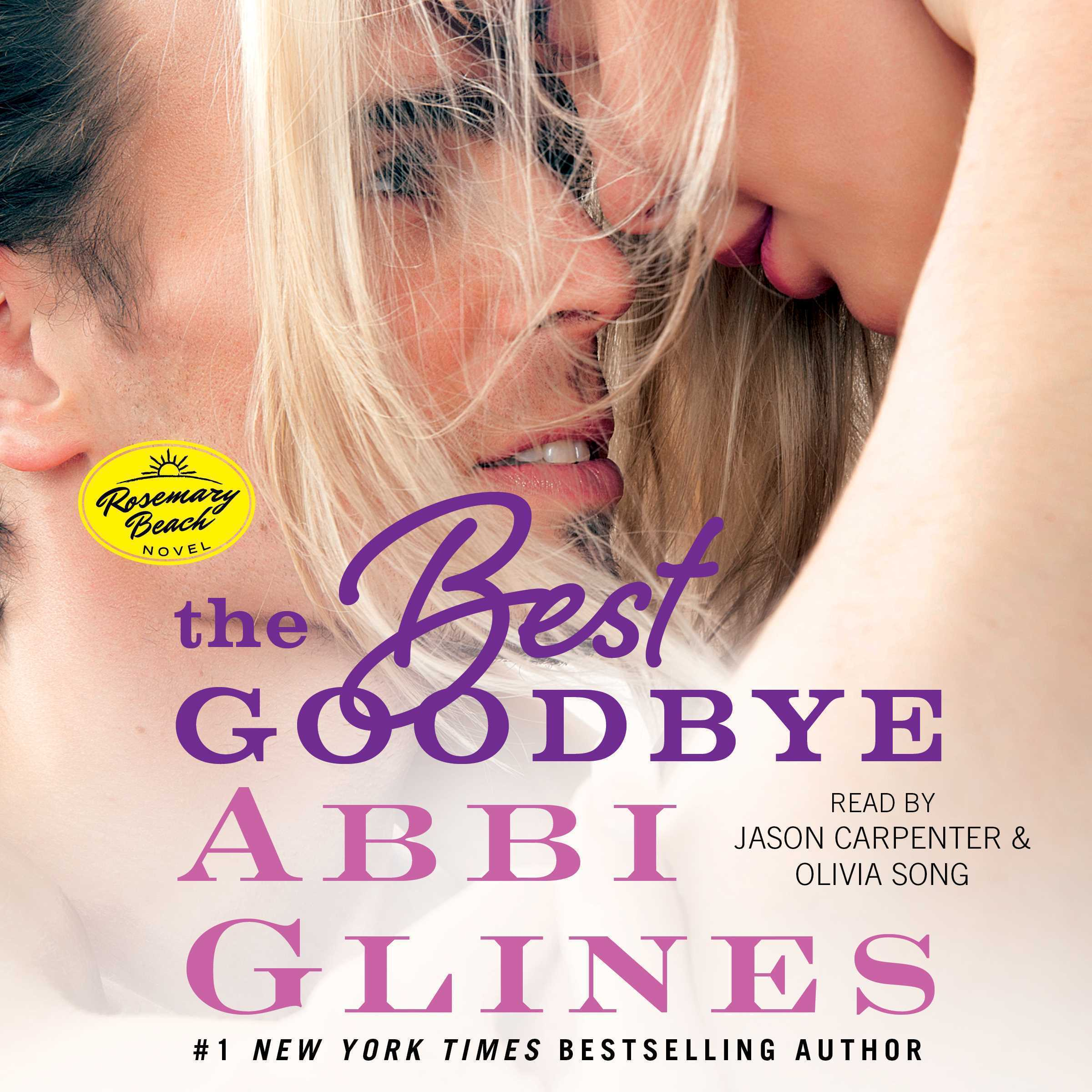 Printable Best Goodbye Audiobook Cover Art