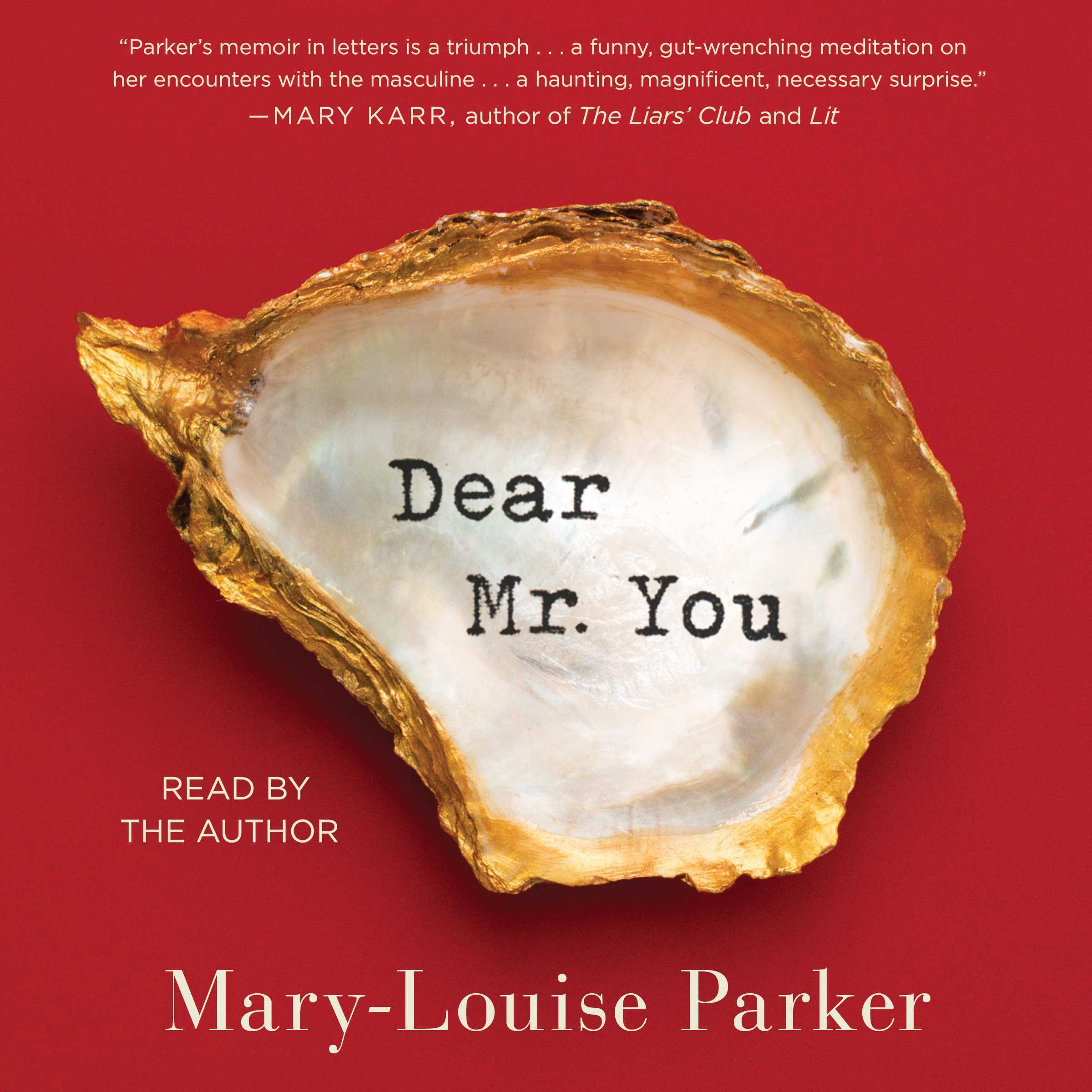 Printable Dear Mr. You Audiobook Cover Art