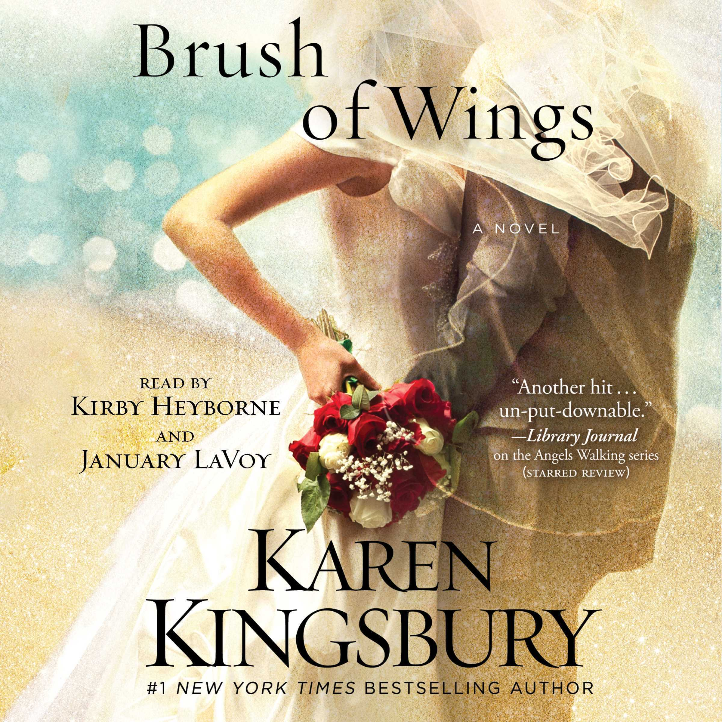 Printable A Brush of Wings: A Novel Audiobook Cover Art