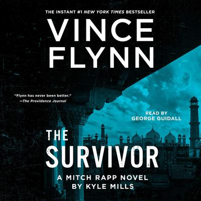 The Survivor Audiobook, by Vince Flynn
