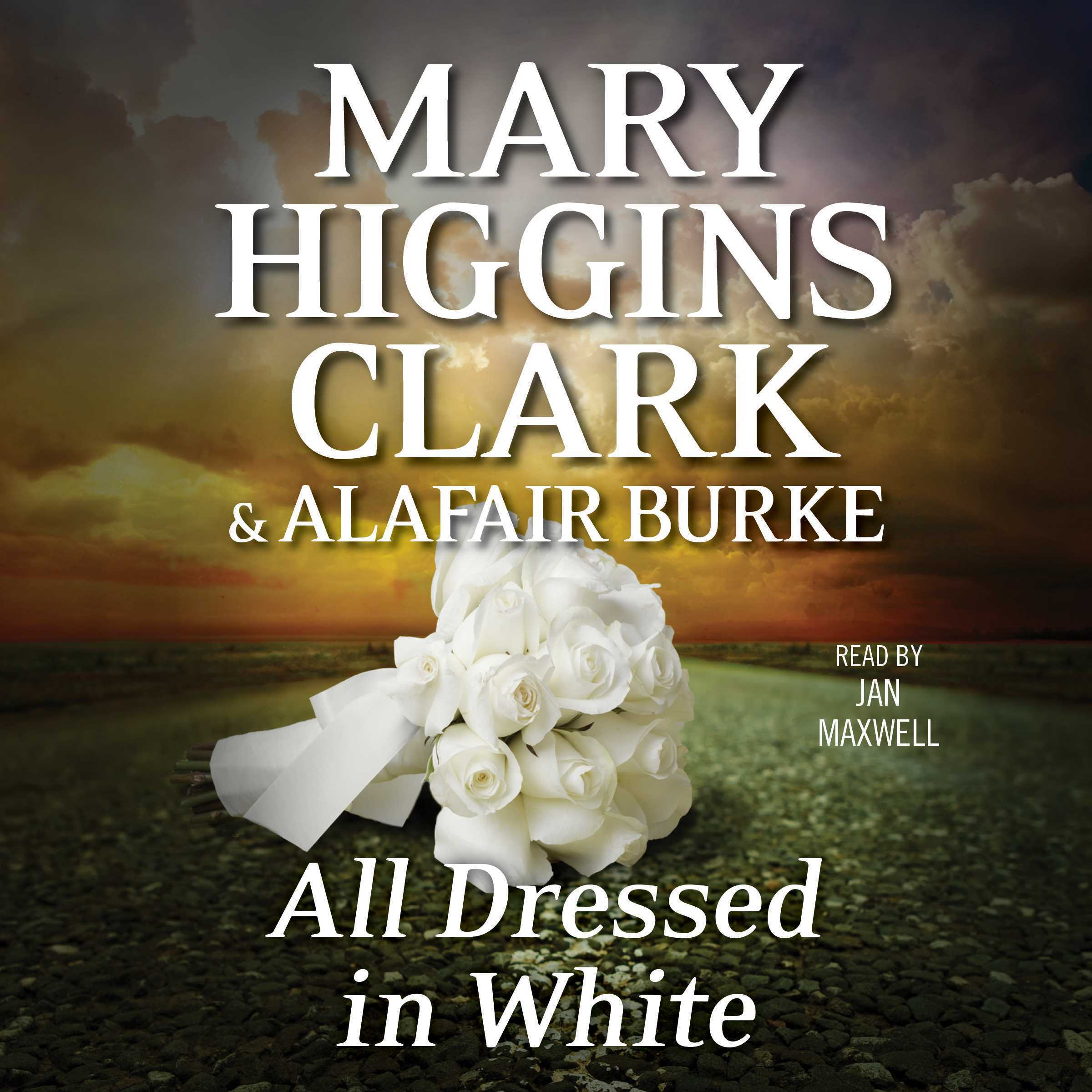 Printable All Dressed in White: An Under Suspicion Novel Audiobook Cover Art