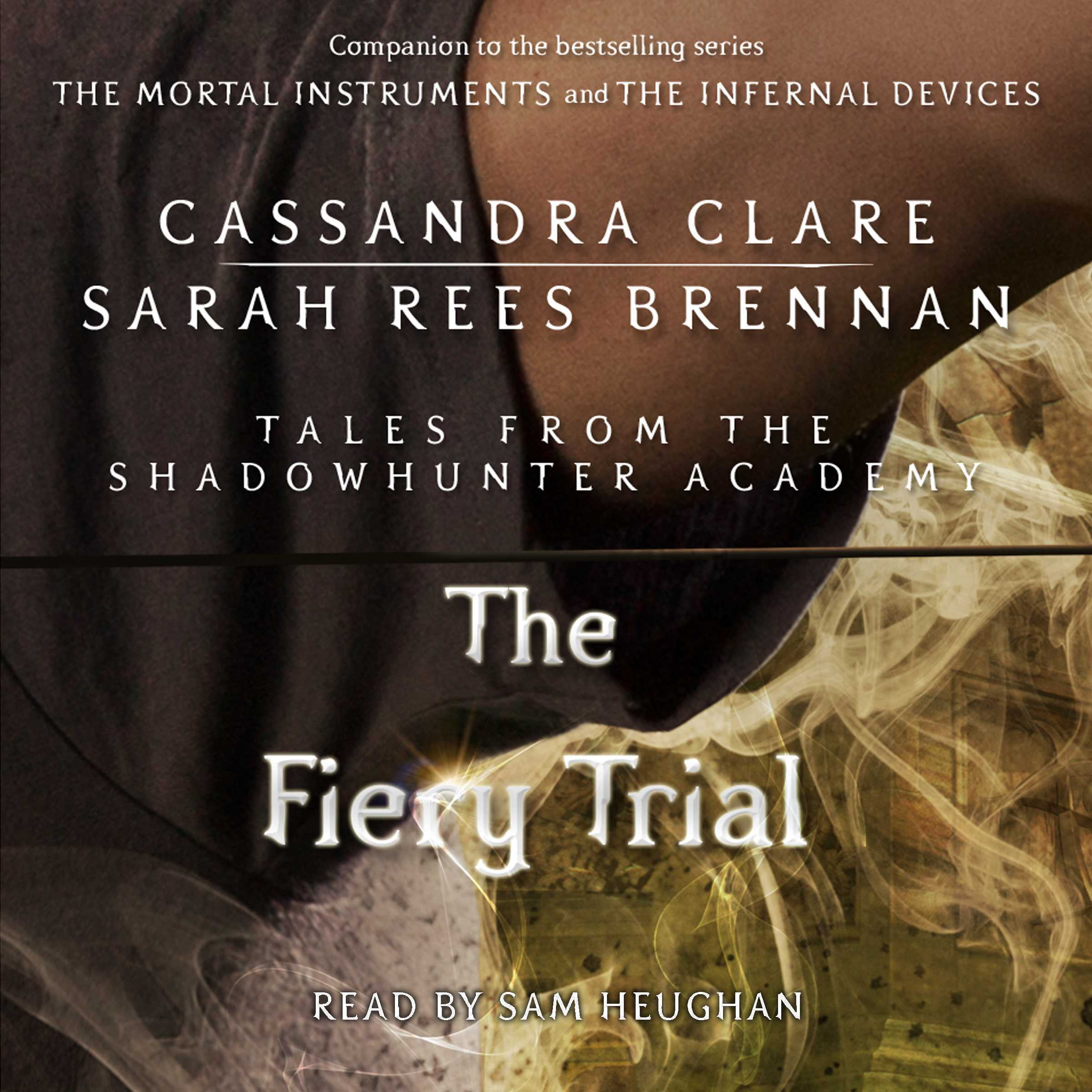 Printable The Fiery Trial Audiobook Cover Art