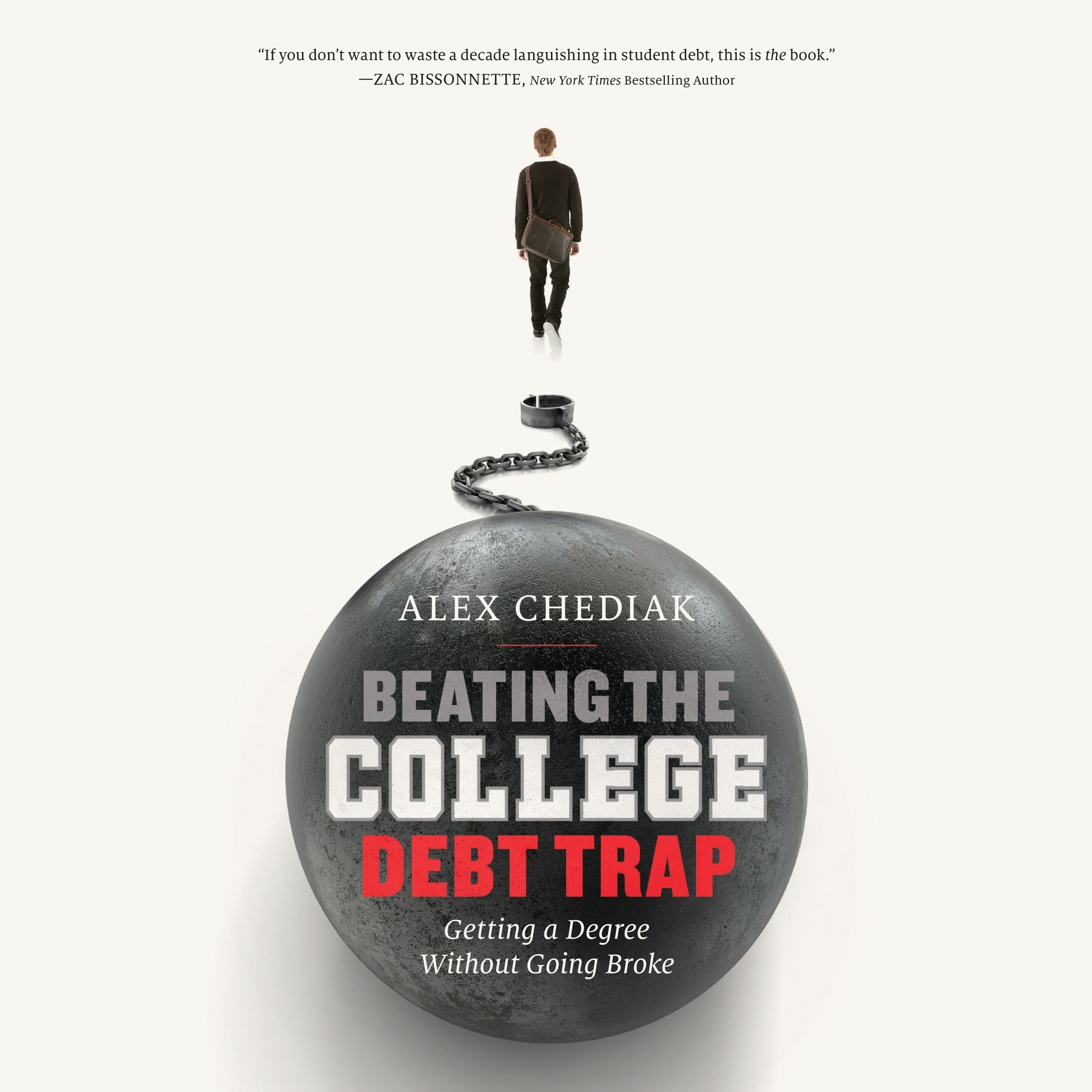 Printable Beating the College Debt Trap: Getting a Degree without Going Broke Audiobook Cover Art