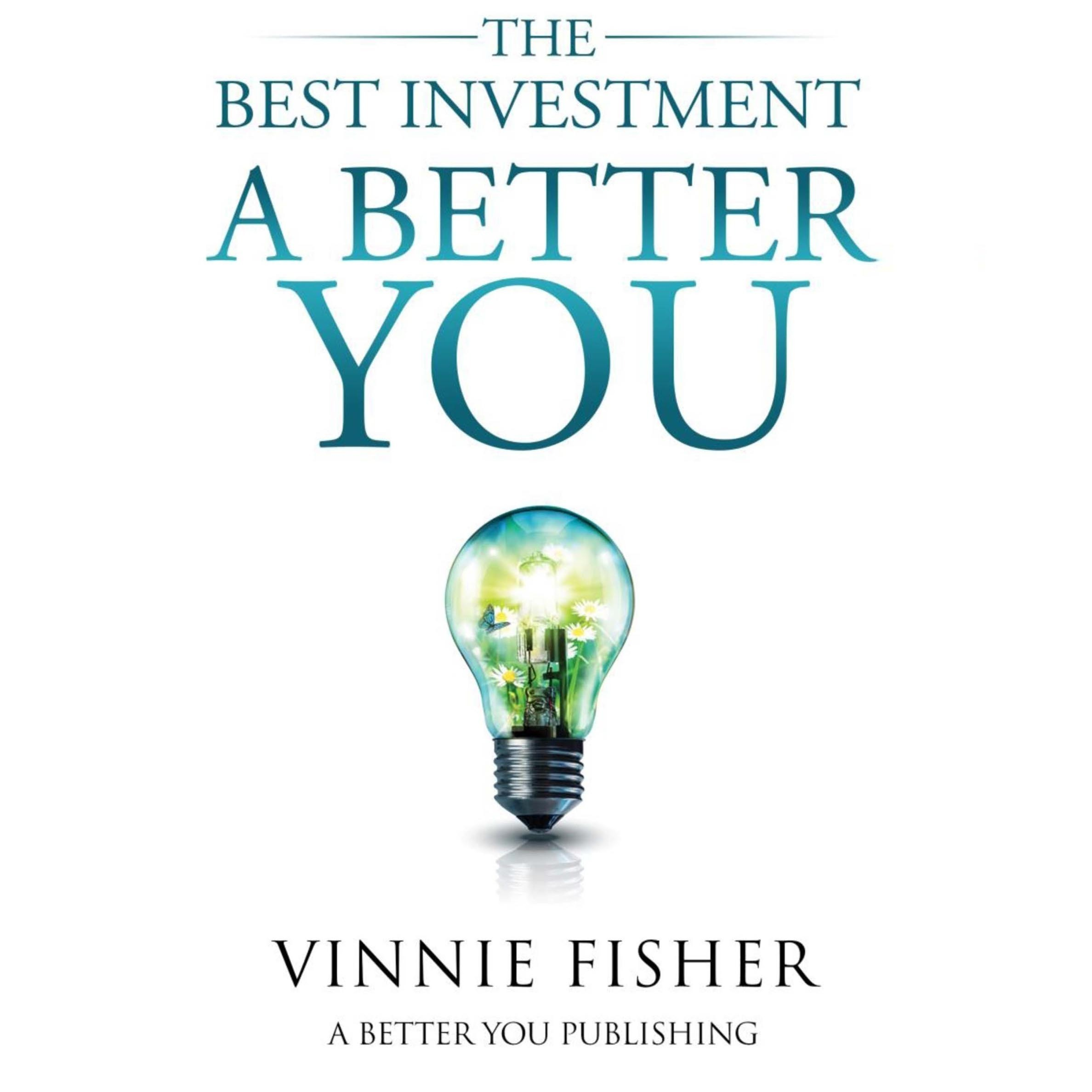 Printable The Best Investment: A Better You Audiobook Cover Art