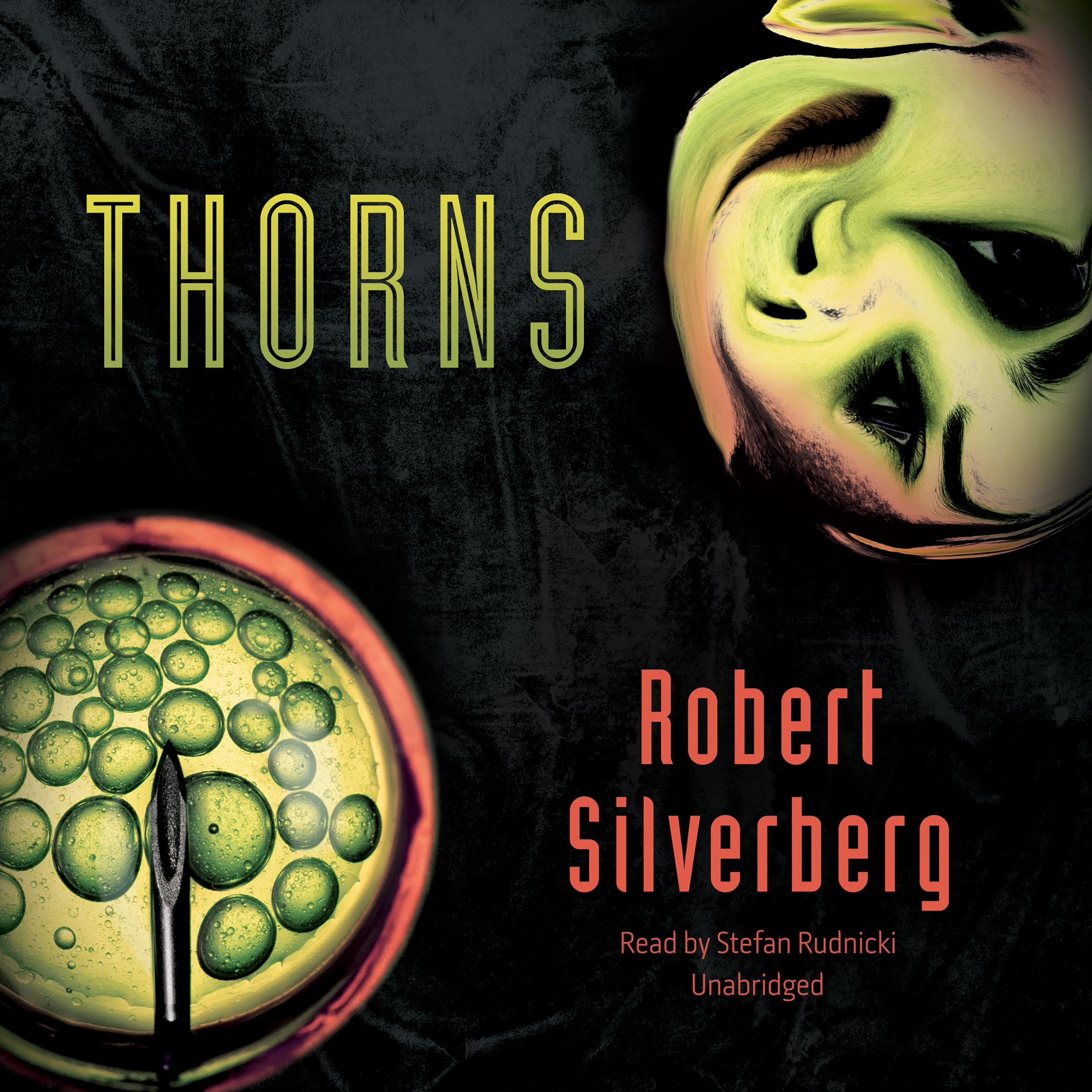 Printable Thorns Audiobook Cover Art