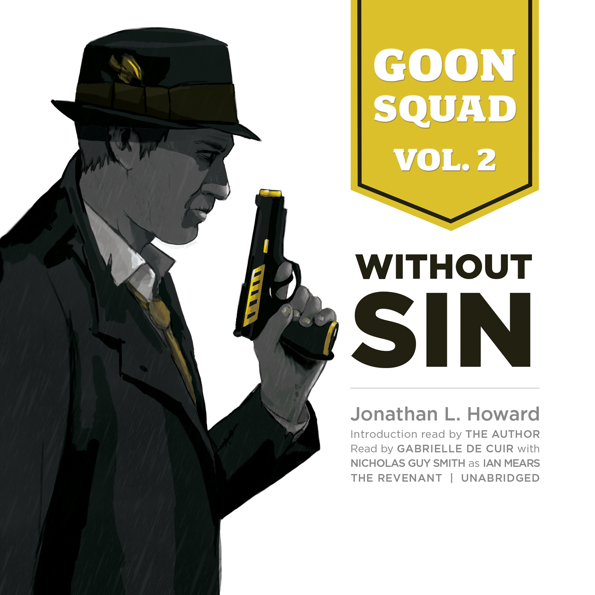 Printable Goon Squad, Vol. 2: Without Sin Audiobook Cover Art