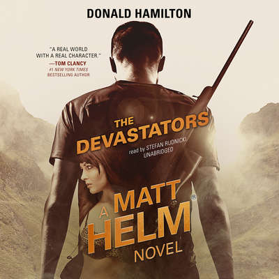 The Devastators Audiobook, by Donald Hamilton