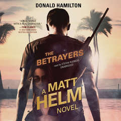 The Betrayers Audiobook, by Donald Hamilton