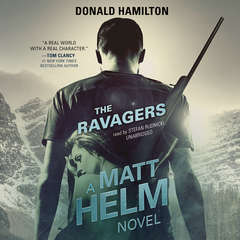 The Ravagers Audiobook, by Donald Hamilton