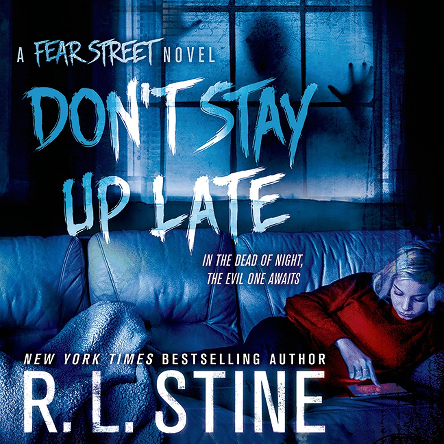 Printable Don't Stay Up Late: A Fear Street Novel Audiobook Cover Art