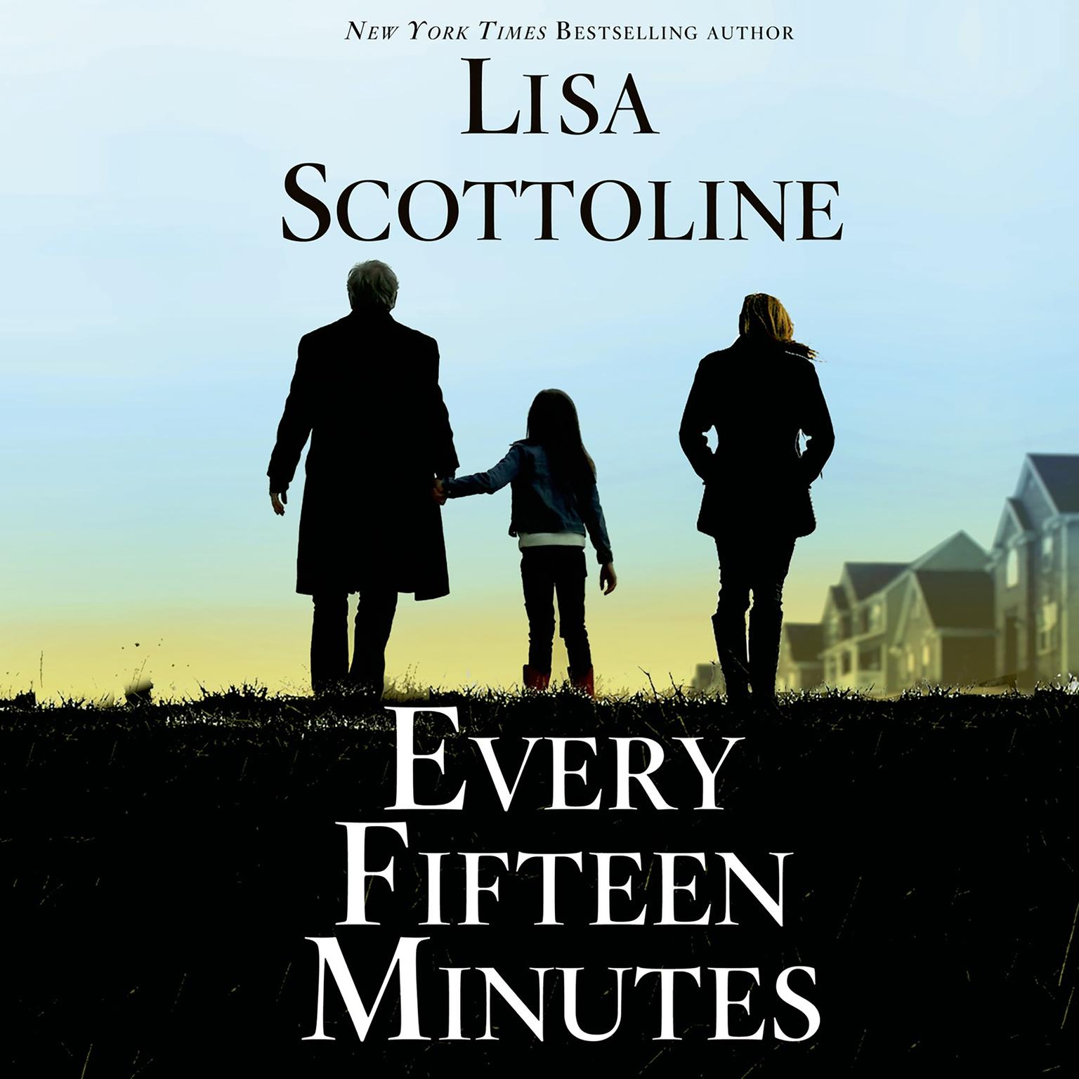 Printable Every Fifteen Minutes Audiobook Cover Art