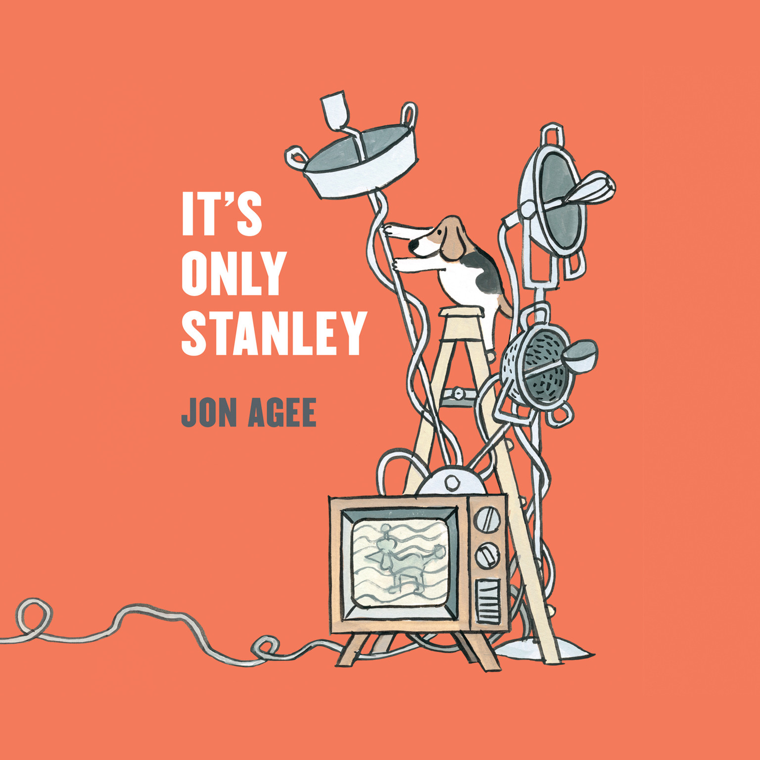 Printable It's Only Stanley Audiobook Cover Art