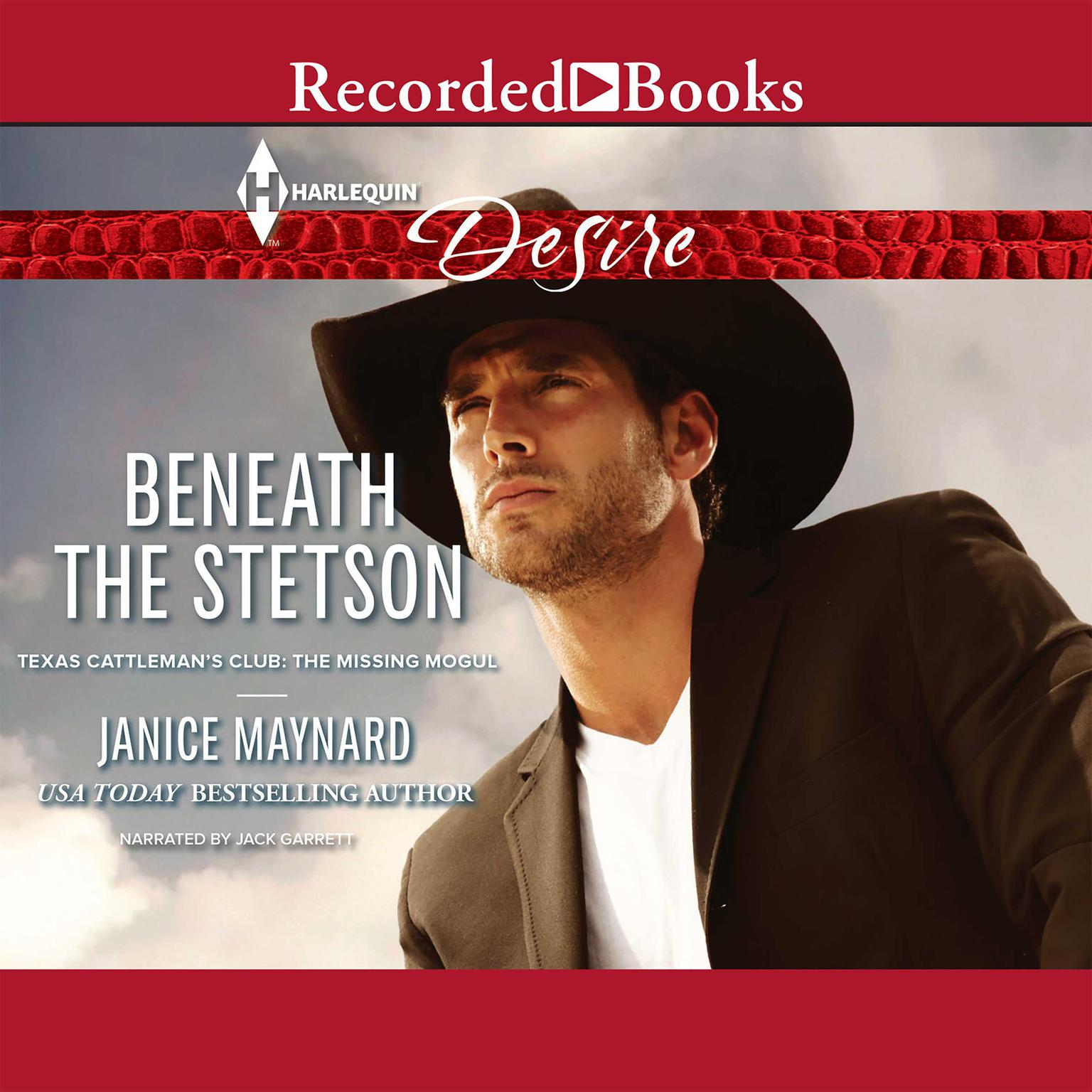 Printable Beneath the Stetson Audiobook Cover Art